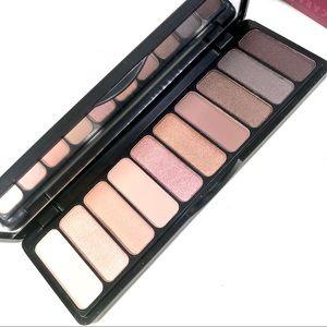 ELF Makeup - New! Elf 2 shadow palettes & volume pump mascara